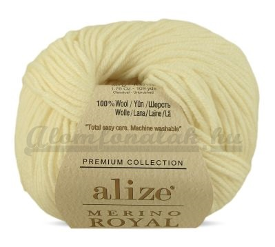 Merino Royal 62