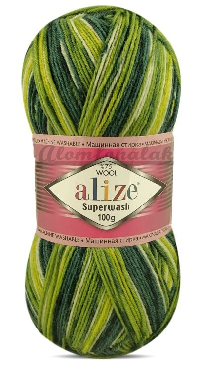 Superwash 100 6760