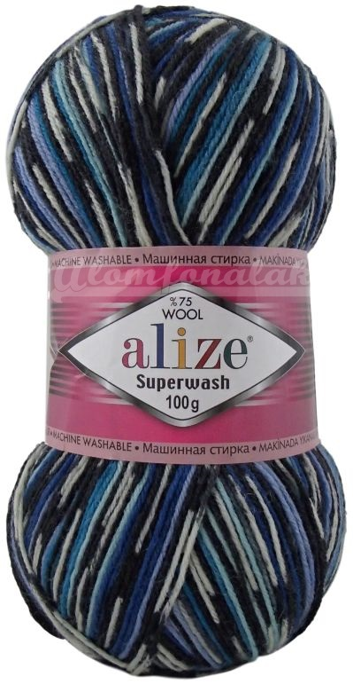Superwash 100 6765