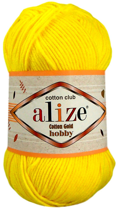 Cotton Gold Hobby 110