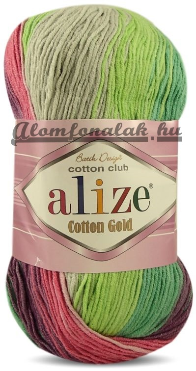 Cotton Gold Batik 4147