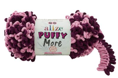 Puffy MORE 6278 - lila
