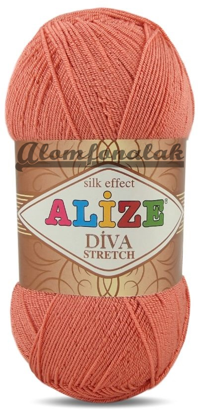 Diva Stretch 619 - korall